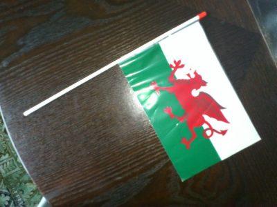 Wales handwaver