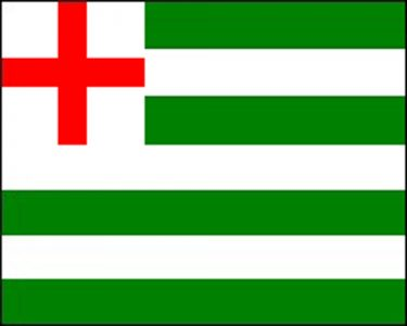 Tudor Ensign 1485-1603