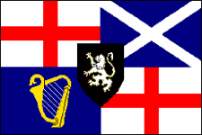 Standard of the Lord Protector 1655 to 1659