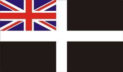 Cornwall ensign