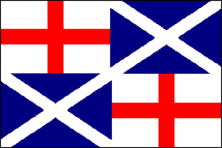 England Commonwealth flag