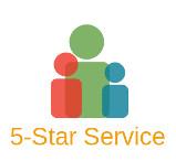 flag shop 5 star service