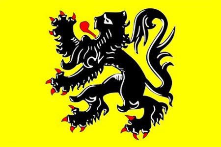 Flanders lion flag