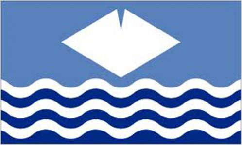 Isle of Wight flag