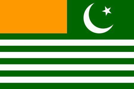 Kashmir flag