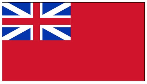 Red Ensign 1707-1801