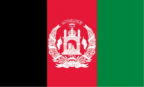 Afghanistan Flag 5ft x 3ft-0