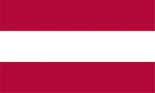 Austria Flag 5ft x 3ft-0