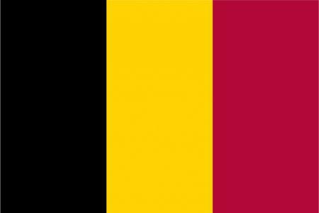 Belgium Flag 5ft x 3ft-0