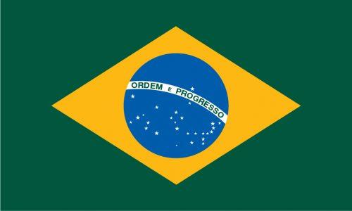 Brazil Flag 5ft x 3ft-0