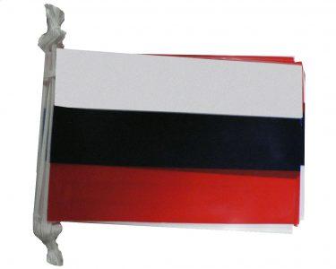 Russia bunting