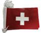 Switzerland bunting