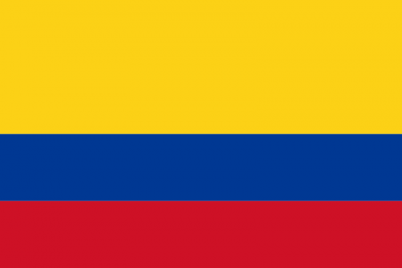 Colombia Flag 5ft x 3ft-0