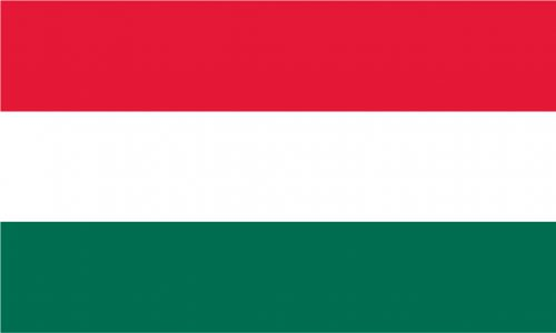 Hungary Flag 5ft x 3ft-0