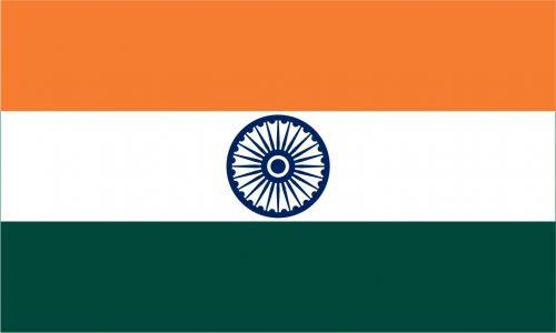India Flag 5ft x 3ft-0