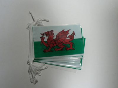 Wales bunting