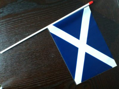 Scotland handwaver