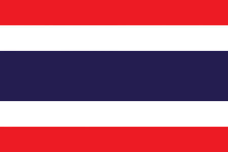 Thailand Flag 5ft x 3ft-0
