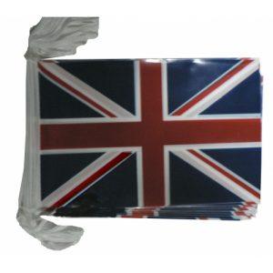 Union Jack Flag Bunting