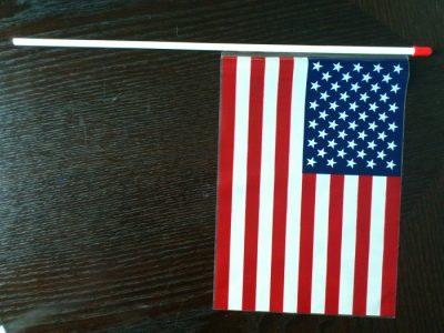 USA handwaver