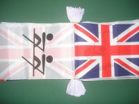 Sporting Bunting 2012 Games