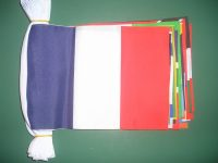 50 Different Countries Flag Bunting