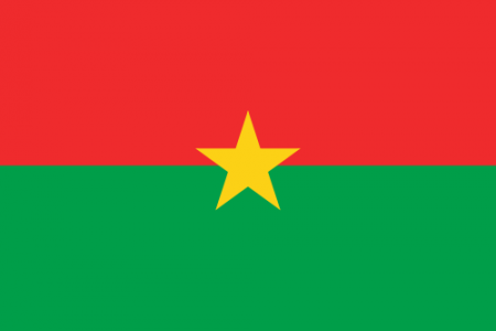 Burkina Faso 5ft x 3ft-0
