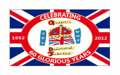 Queen's Jubilee flags for sale