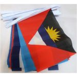 30 Different Caribbean Countries Flag Bunting