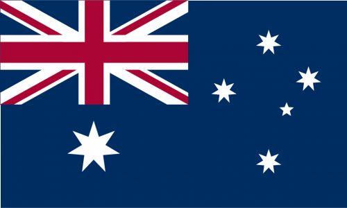 Australia Flag 8ft x 5ft-0