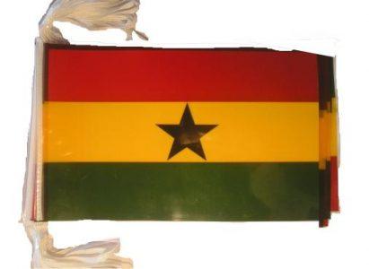 Ghana bunting