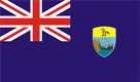 St Helena flag
