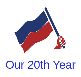 20th year flags