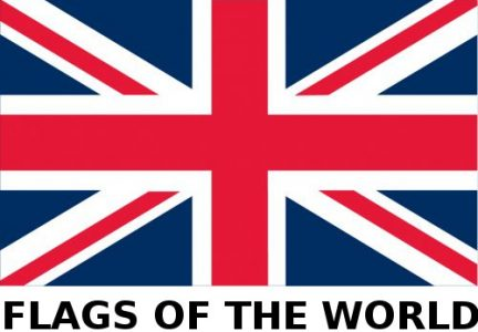 union flag flags of the world