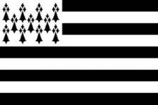 Brittany Flag 5ft x 3ft