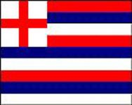 England striped ensign