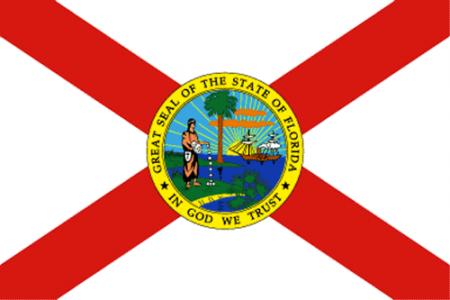 Florida state flag - USA