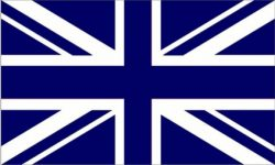 Union Jack/Flag - Navy Blue
