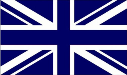 Union Jack/Flag - Navy Blue