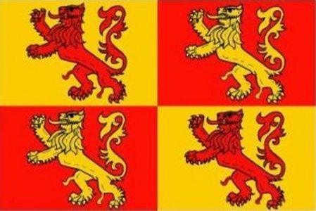 Owain Glyn Dwr flag