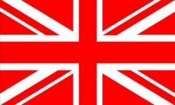 Union Jack/Flag - Red