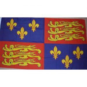 Royal standard henry iv