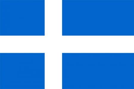 Shetland Islands flag