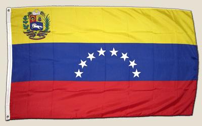 Venezuela 8 stars crest